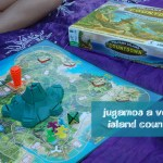 Juegos de mesa: Volcano Island Countdown