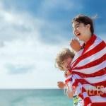 #Litelpipol: Fotos en las vacaciones en la playa