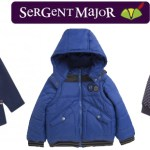 Ropa de niños: los abrigos de Sergent Major*