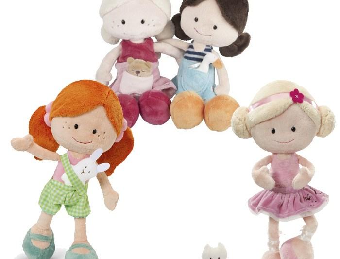 Los muñecos de Nici