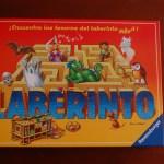 Juegos en familia: Laberinto