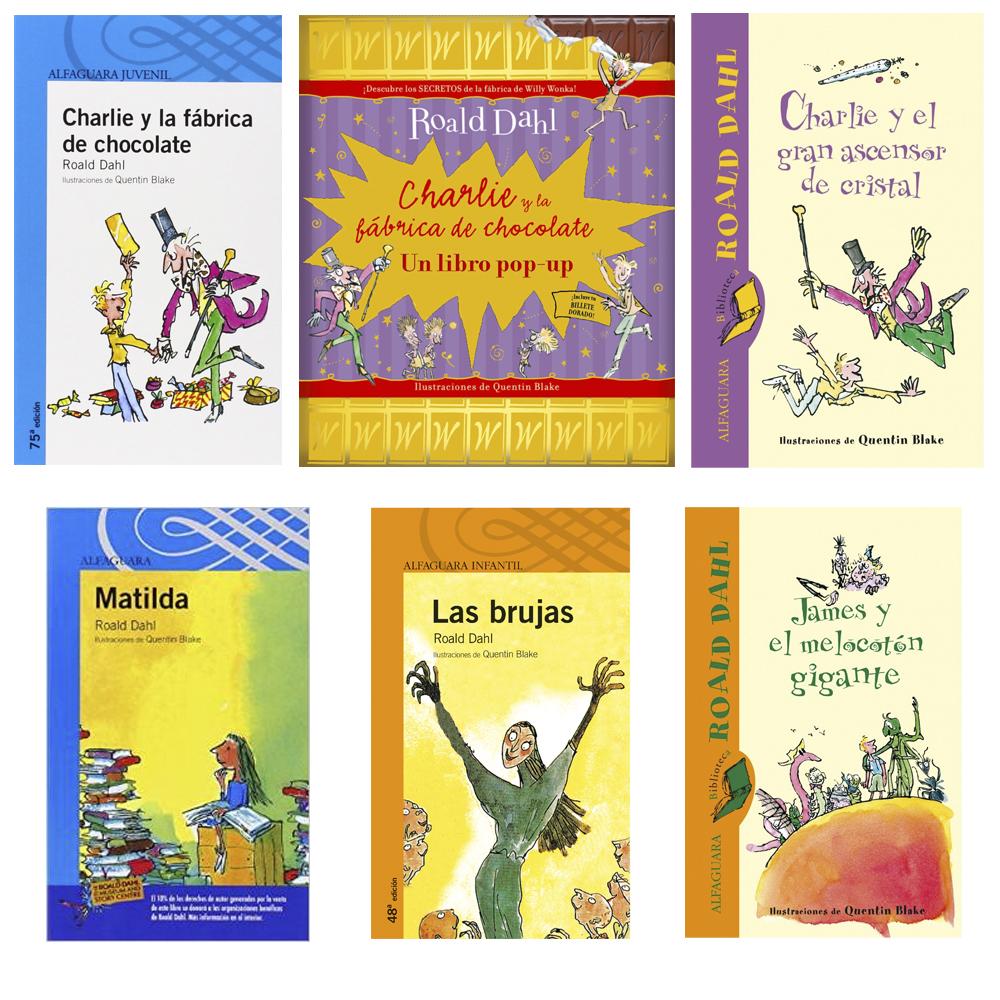 cuentos infantiles Quentin Blake 02
