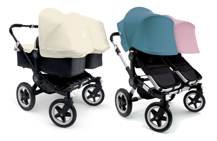 Bugaboo Donkey Colores de chasis