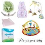 ¿Qué necesito (de verdad) para un recién nacido? En casa