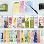 Milestone baby cards: fotografía los hitos de tu bebé