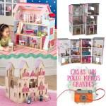 Casas de muñecas Kidkraft