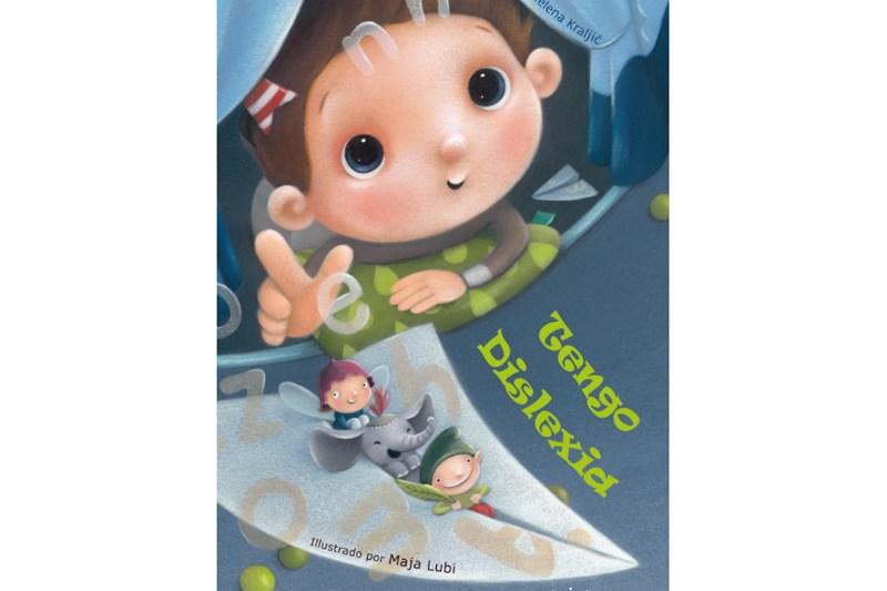 Libros para la dislexia: Tengo dislexia
