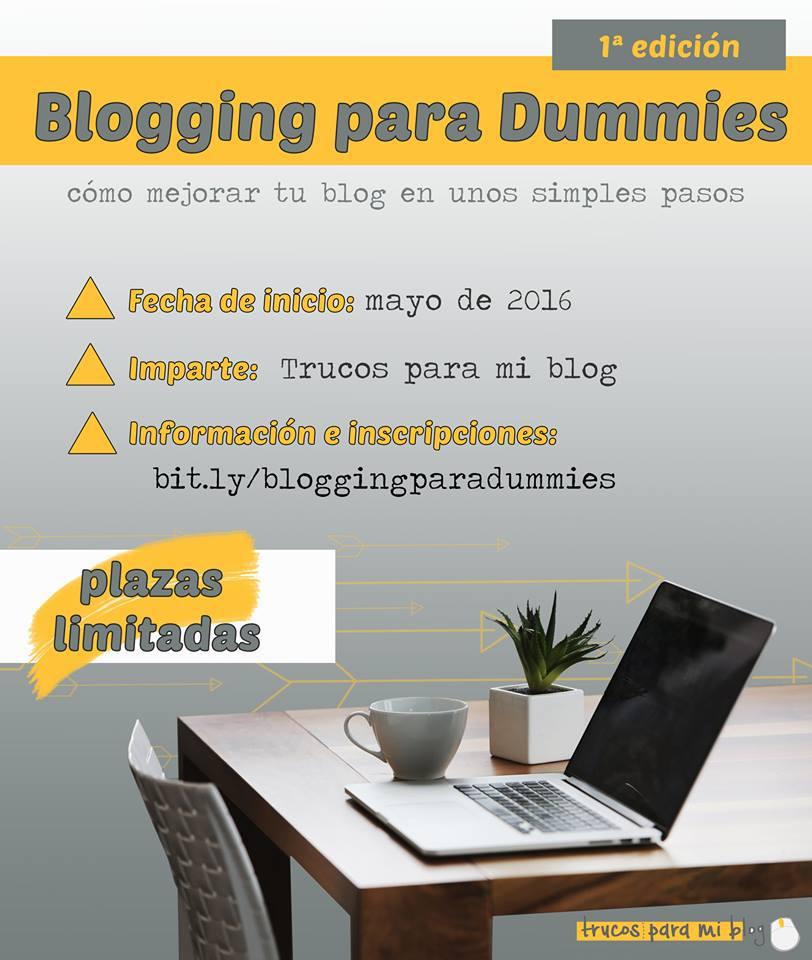 Sorteo Trucos para mi blog