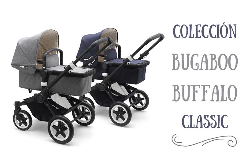 Os presento la Colección Bugaboo Buffalo Classic