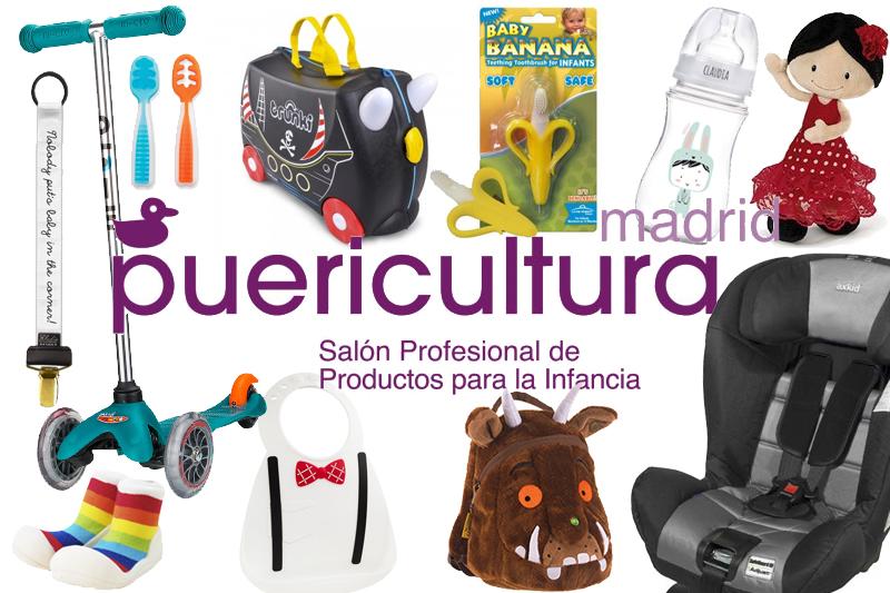 Novedades de Puericultura Madrid 2016