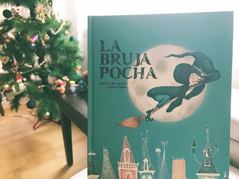 La bruja Pocha, de José Carlos Andrés y Cristina Quiles