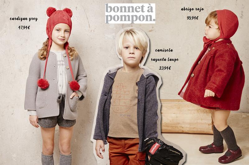 Bonnet a Pompon rebajas