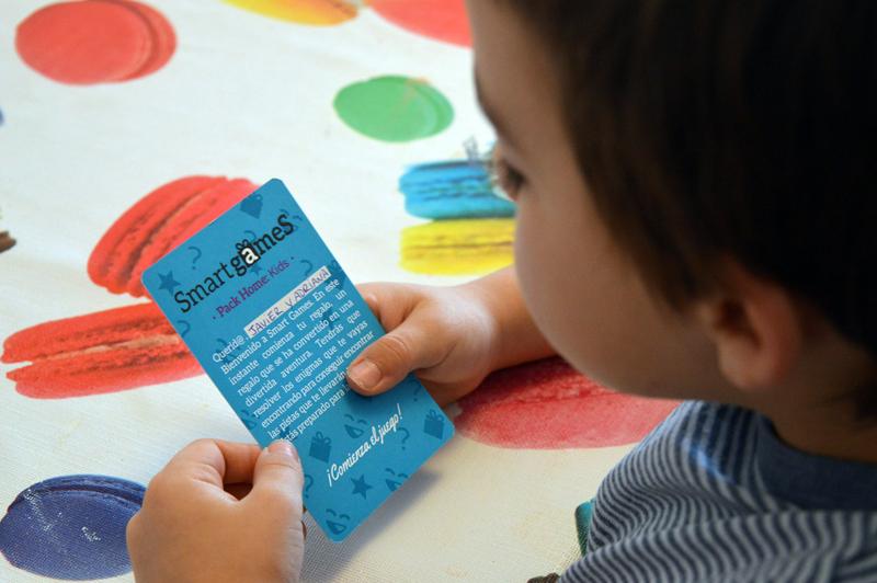 Probamos Pack Home Kids de Smart Games ¡y mola mucho!