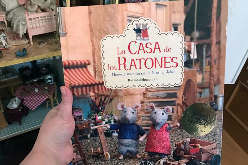 La casa de los ratones: Nuevas aventuras de Sam y Julia