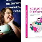 Relaxing mum of café con leche … ¡he escrito un libro!