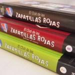 Conoce la saga Zapatillas rojas de Anna Punset