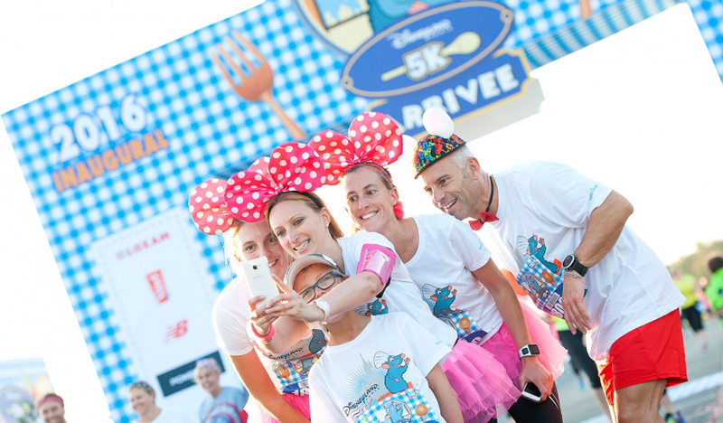 runDisney Family race 5K