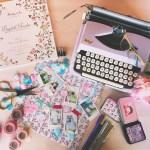 Como tunear un máquina de escribir con chalk paint