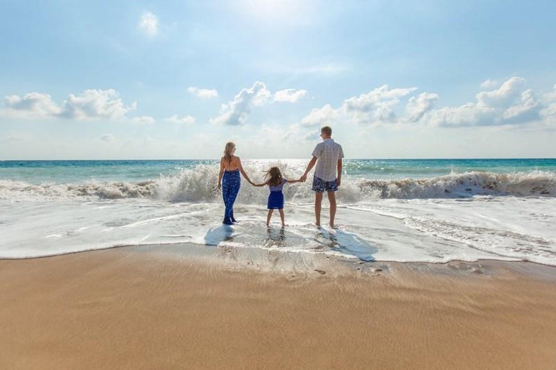 Ir a la playa con niños: unos cuantos consejos
