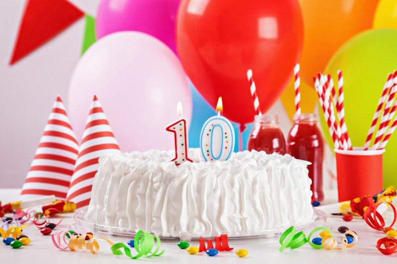 Una década con vosotros – Décimo aniversario de Mamis y Bebés