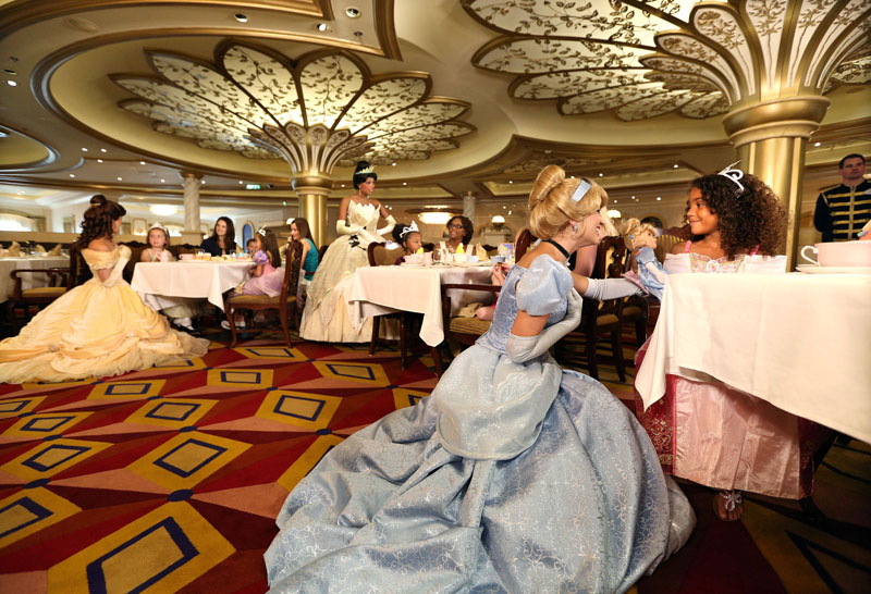 Disney Cruise Line: La magia de Disney sobre el mar