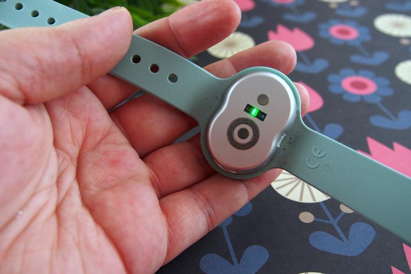 Sensor pulsera AVA