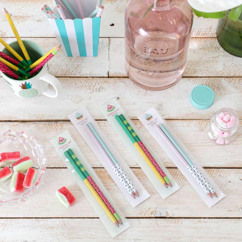 Lycka Store set de lápices