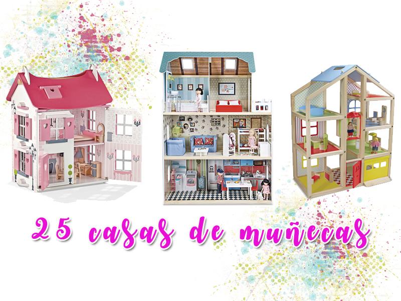 Las casitas de muñecas más chulas