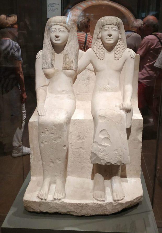 Torino con i bambini - Museo Egizio