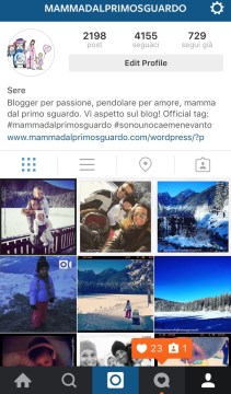 notifiche instagram