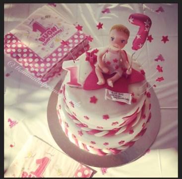 primo compleanno festa tema cake topper