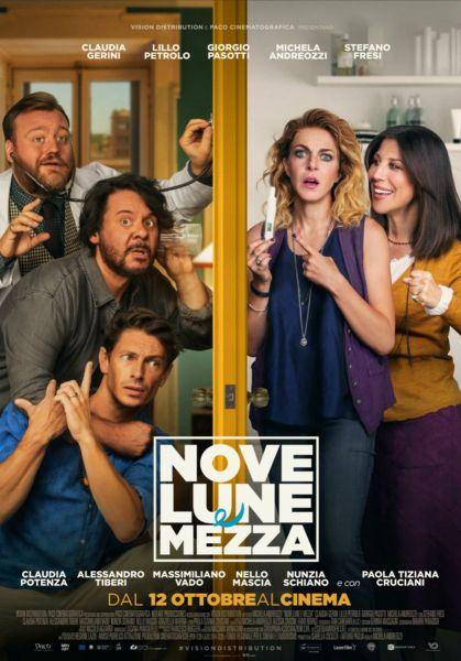 cast film nove lune e mezza