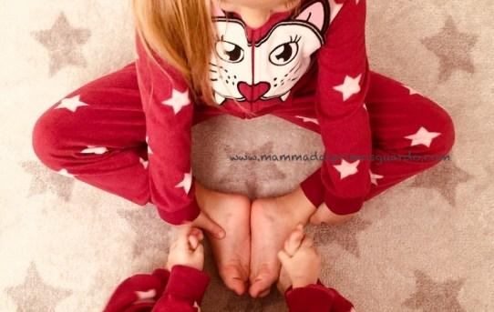 pigiama tuta da casa