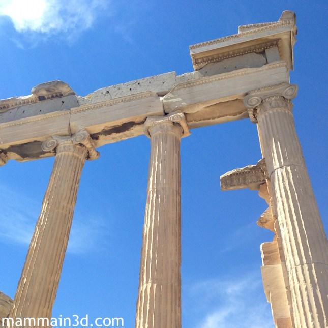 Acropoli di Atene: Eretteo