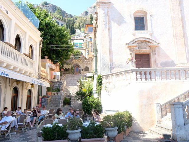 Sicilia  Taormina  MammaInViaggio