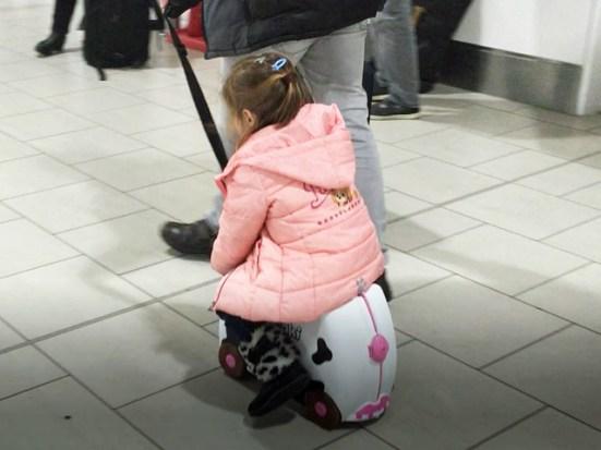 In aeroporto con bambini MammaInViaggio