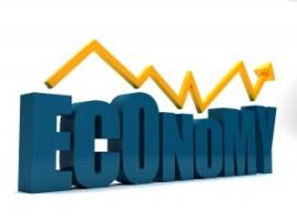 Economy going up