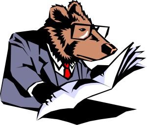 bear newspaper