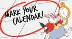 Mark your calendars for these important January 2019 events