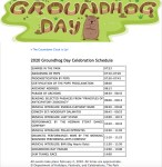 Official schedule of the 2020 Groundhog Day celebrations released
