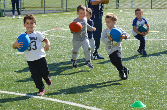 gruppo rugbytots