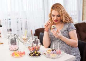 Zucchero e gravidanza