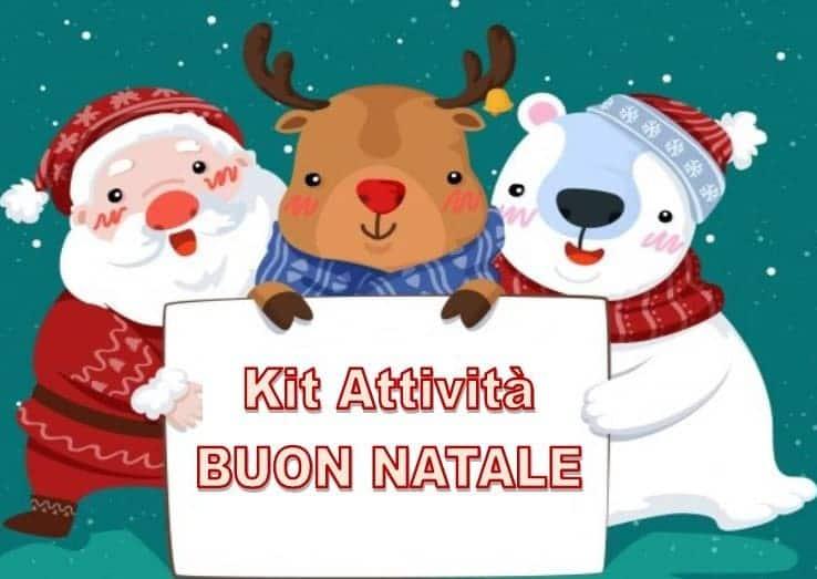 KIT DI NATALE MONTESSORI 4 YOU