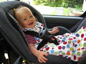 grobag in macchina