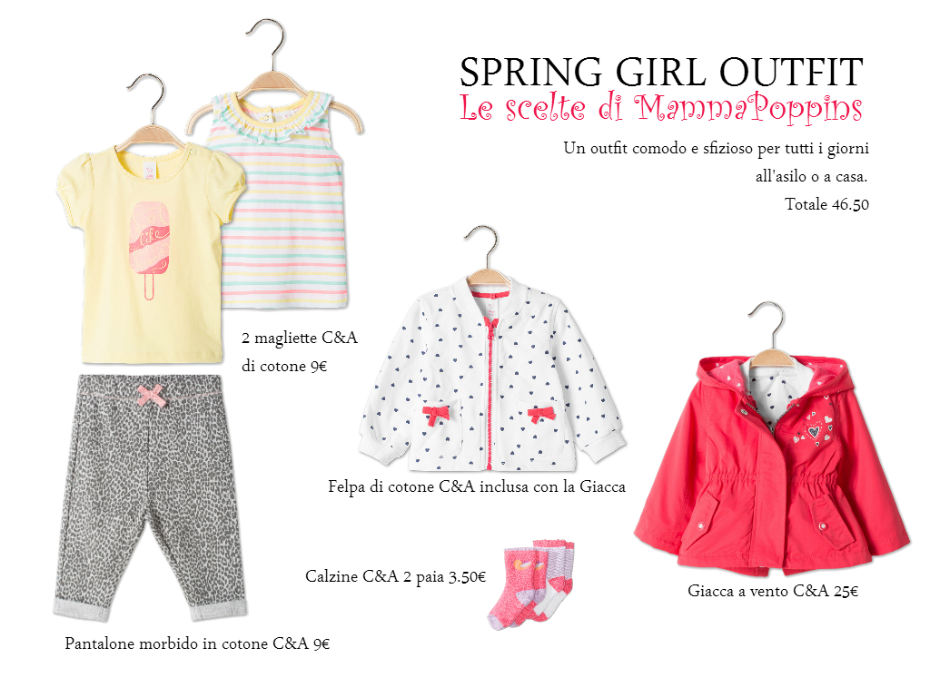 5 spring girl outfit c&a