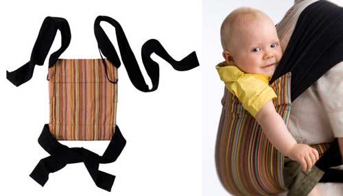 babywearing pro e contro