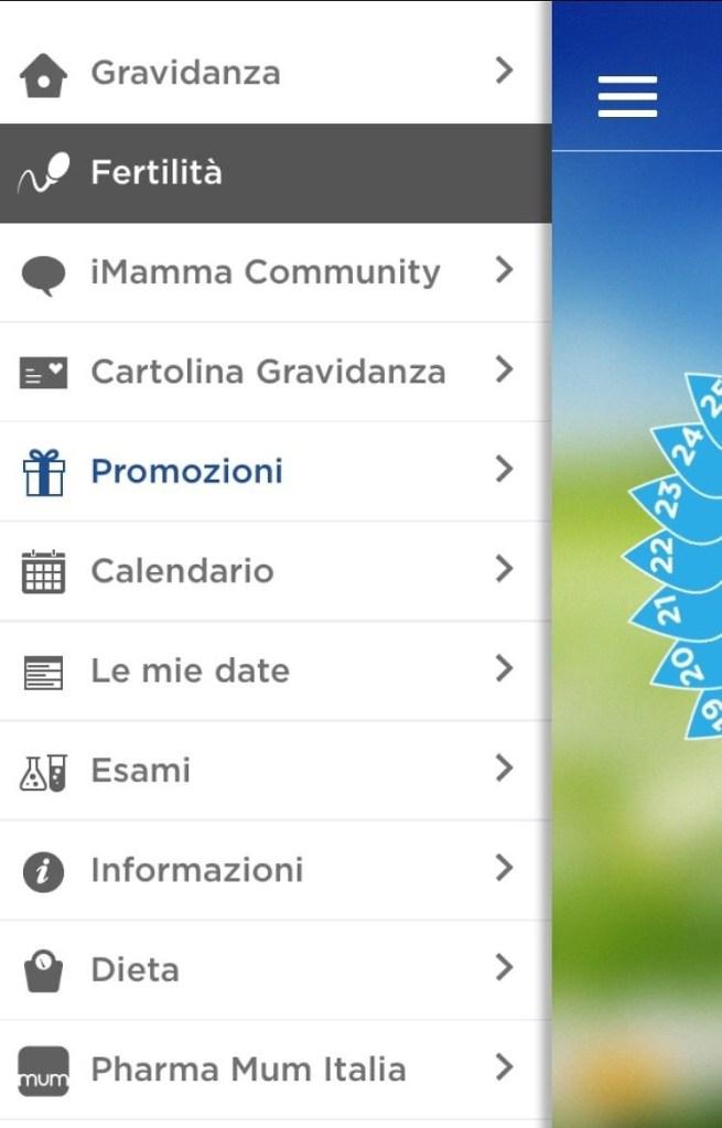 app in gravidanza