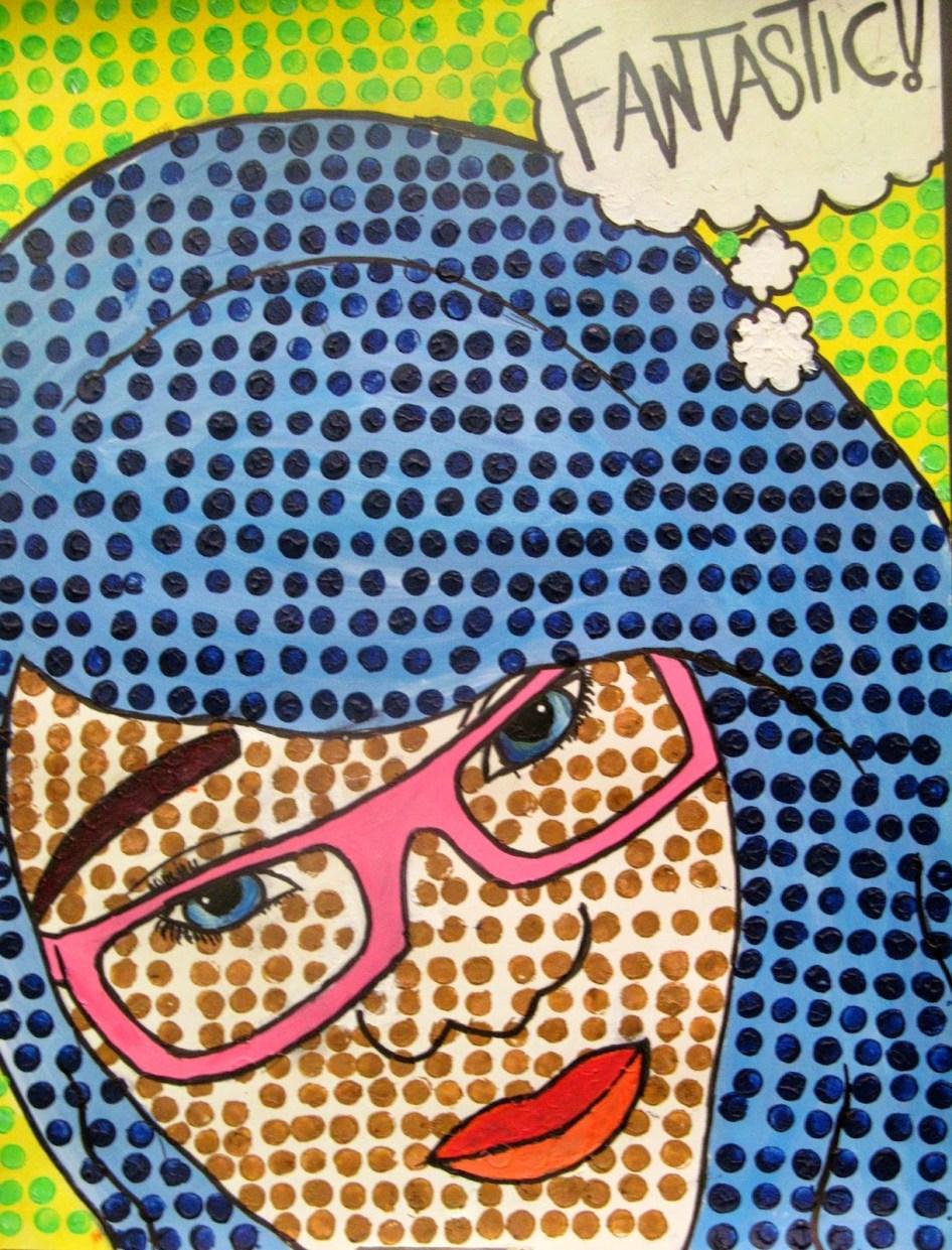 pop art per bambini