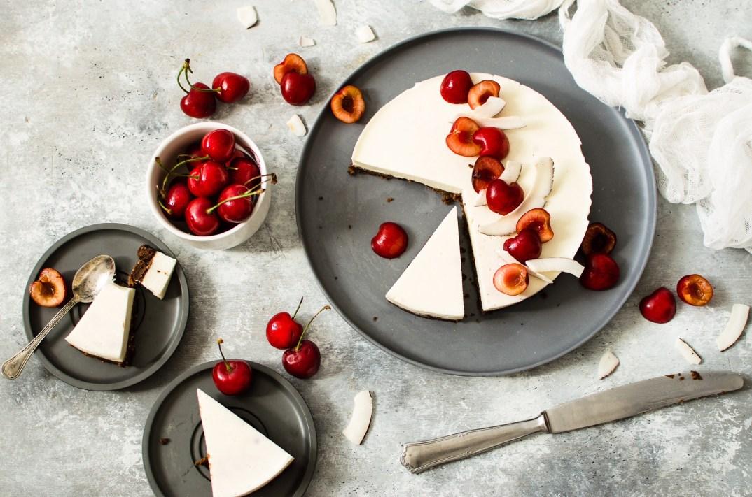 Ricetta torta senza cottura cocco