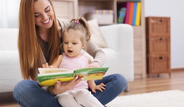 come leggere libri ai bambini